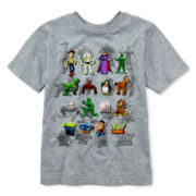 Disney Toy Story Short-Sleeve Graphic Tee – Boys 2-10