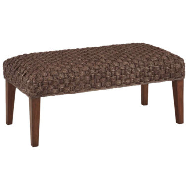 jcpenney.com | Kalani Woven Bench