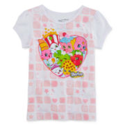 Shopkins Graphic Tee - Toddler Girls 2t-4t