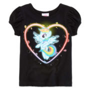 My Little Pony Graphic Heart Tee - Toddler Girls 2t-4t