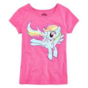 My Little Pony Graphic Tee - Preschool Girls 4-6x