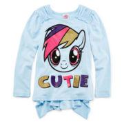 My Little Pony Long-Sleeve Graphic Tee - Preschool Girls 4-6x