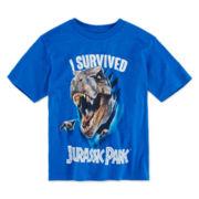 Jurassic Park Graphic Tee - Preschool Boys 4-7