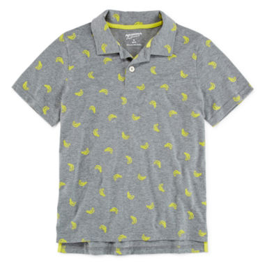 jcpenney.com | Arizona Print Polo - Boys 8-20 and Husky