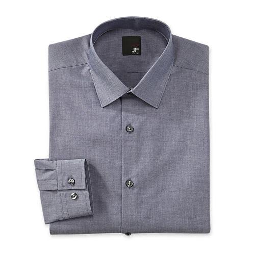 JF J. Ferrar® Mechanical Stretch Dress Shirt - Big & Tall
