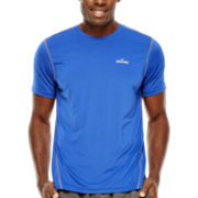 Spalding® Short-Sleeve Poly Active Tee