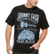Hybrid Cash is King Graphic Tee - Big & Tall
