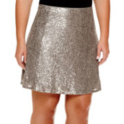 Arizona Sequin Skirt - Plus