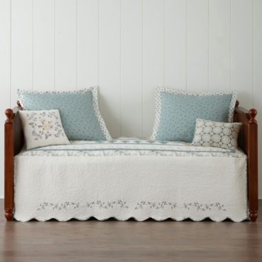 jcpenney.com | Home Expressions™ Arianna Floral Daybed Cover & Accessories