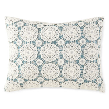jcpenney.com | Home Expressions™ Arianna Oblong Decorative Pillow