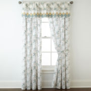 Home Expressions™ Arianna 2-Pack Floral Curtain Panels