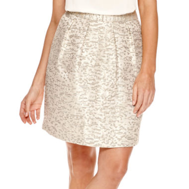 jcpenney.com | Worthington® Pleated Skirt - Tall