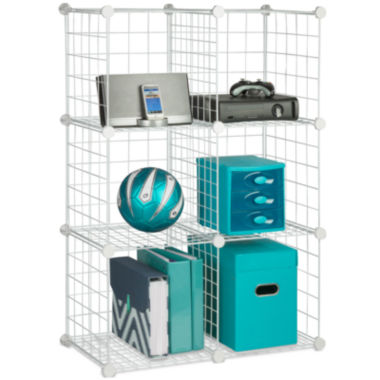 jcpenney.com | Honey-Can-Do® Set of 6 Modular Mesh Storage Cubes