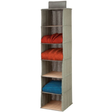 jcpenney.com | Honey-Can-Do® 6-Shelf Hanging Organizer
