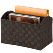 Honey-Can-Do® Woven Document Organizer