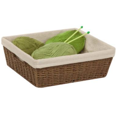 jcpenney.com | Honey-Can-Do® Paper Rope Basket with Liner