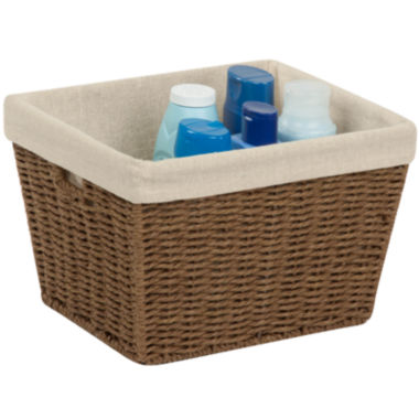 jcpenney.com | Honey-Can-Do® Paper Rope Basket + Liner