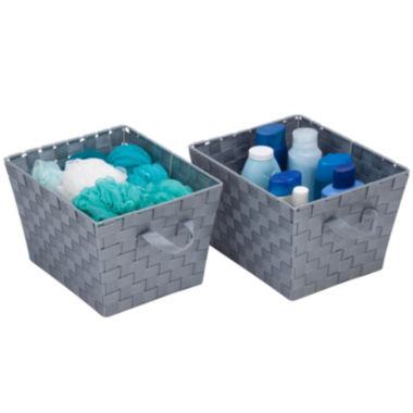 jcpenney.com | Honey-Can-Do® Set of 2 Woven Baskets