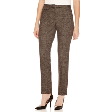 jcpenney.com | Worthington® Slim-Fit Ankle Pants - Tall