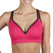Jockey® Medium Impact Seamless Molded Cup Sports Bra - 8126
