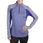 Jockey® Long-Sleeve Roadrunner 1/4-Zip Pullover