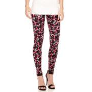 I 'Heart' Ronson® Floral Print Leggings