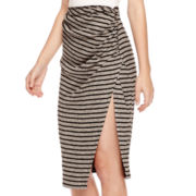 I 'Heart' Ronson® Stripe Skirt