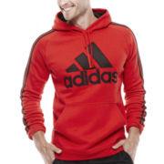 adidas® Essential Cotton Pullover Hoodie