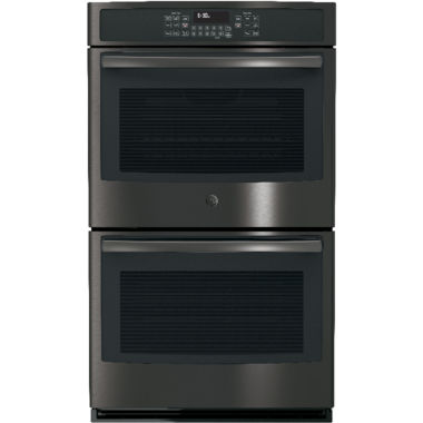 "jcpenney.com | GE® 30"" Built-In Double Electric Wall Oven with Convection"