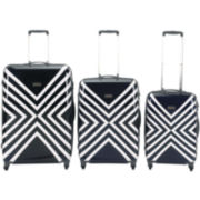 CLOSEOUT! Happy Chic by Jonathan Adler Hardside Upright Luggage Collection