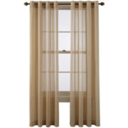 MarthaWindow™ Sunset Grommet-Top Sheer Panel