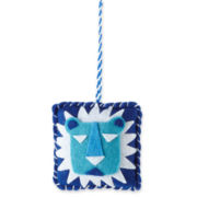 Happy Chic by Jonathan Adler Animal Christmas Ornament