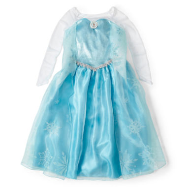 jcpenney.com | Disney Collection Frozen Elsa Costume - Girls 2-10