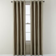CLOSEOUT! Studio™ Aspen Grommet-Top Curtain Panel