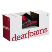 Dearfoams® Velour Clog Slippers