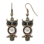 Arizona Owl Earrings