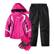 Weatherproof Systems Jacket, Vertical 9 Ski Pants or ZeroXposur® Gloves - Girls