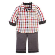 Wendy Bellissimo™ 2-pc. Shirt and Pants Set – Boys newborn-24m