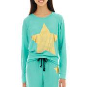 Britta Star Long-Sleeve Graphic Sweatshirt