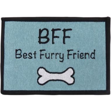 jcpenney.com | PB Paws by Park B. Smith® Best Friends Tapestry Pet Mat