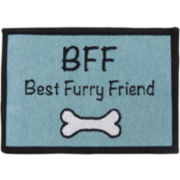 PB Paws by Park B. Smith™ Best Friends Tapestry Pet Mat