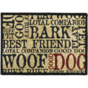 PB Paws by Park B. Smith™ Good Dog Tapestry Pet Mat