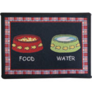 PB Paws by Park B. Smith™ Kitty Brunch Tapestry Pet Mat