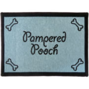 PB Paws by Park B. Smith® Pampered Pooch Tapestry Pet Mat
