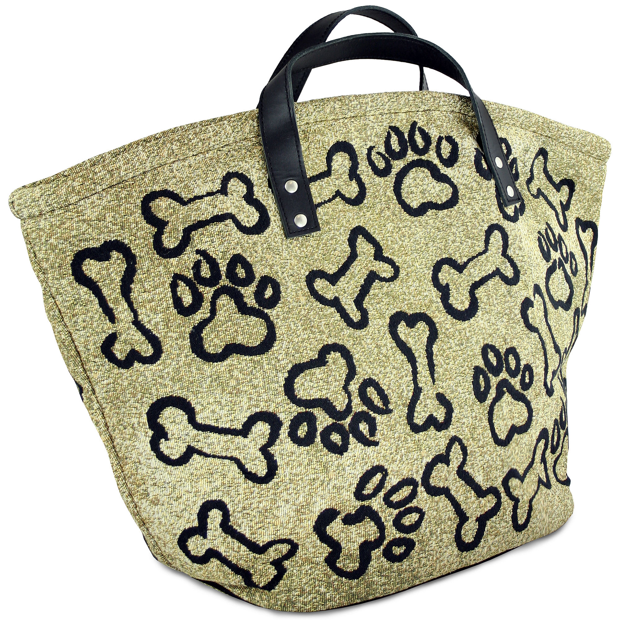 PB Paws by Park B. Smith Puppy Paws Pet Toy Bag - Large