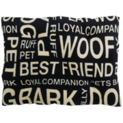 P.B. Paws by Park B. Smith™  Loyal Companion Dog Bed