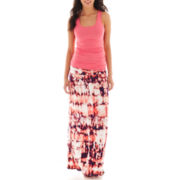 a.n.a® Racerback Tank Top or Maxi Skirt - Petite