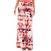 a.n.a Fold-Over Maxi Skirt - Petite