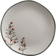 Woodlands Tree Set of 4 Plates