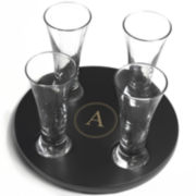 Personalized 5-pc. Beer Flight Set